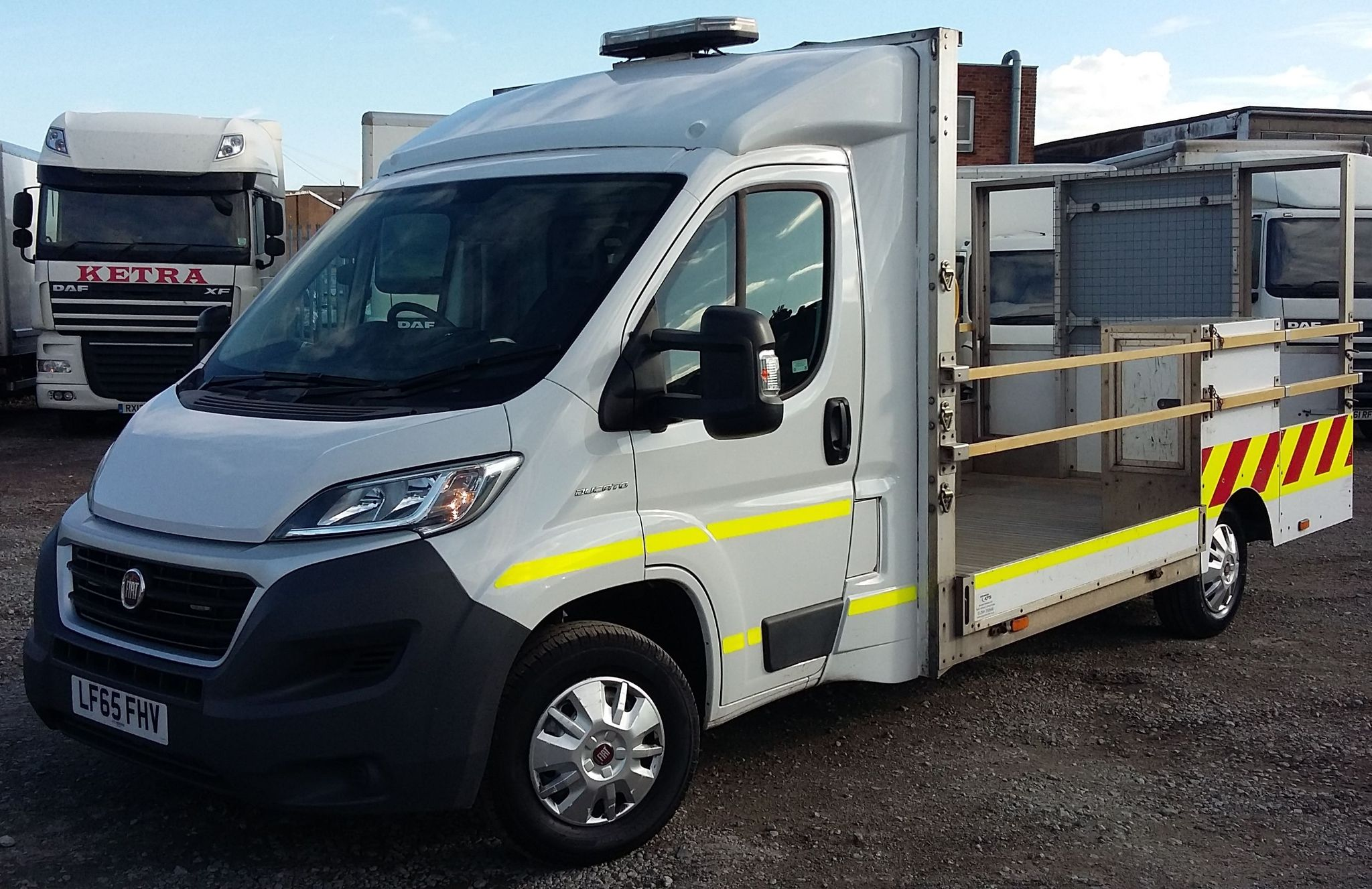 Fiat Ducato 2.3 JTD Multijet II 35 MH1 Chassis Cab 2dr