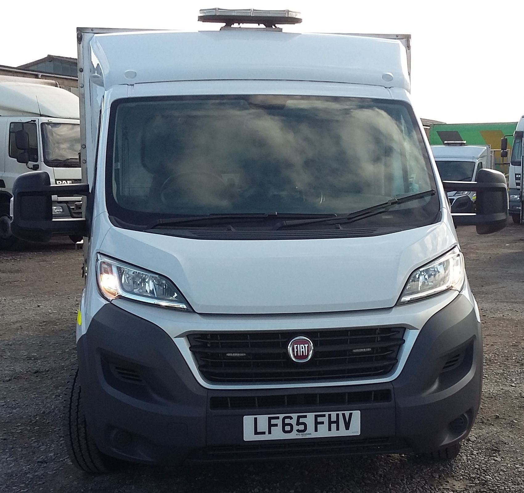 Fiat Ducato 2.3 JTD Multijet II 35 MH1 Chassis Cab 2dr (2015)